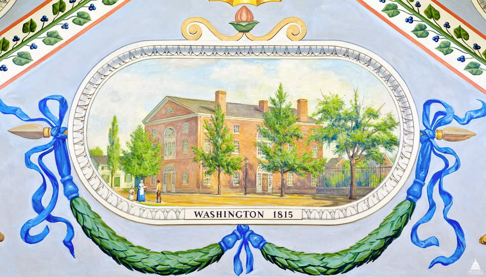 Washington, 1815