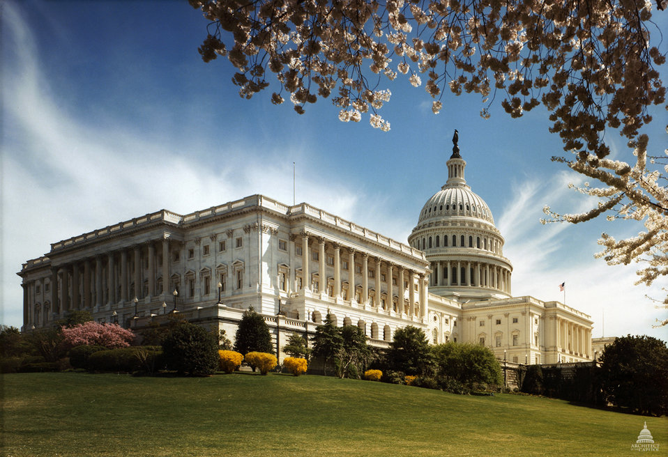 United States Capitol, North Wing