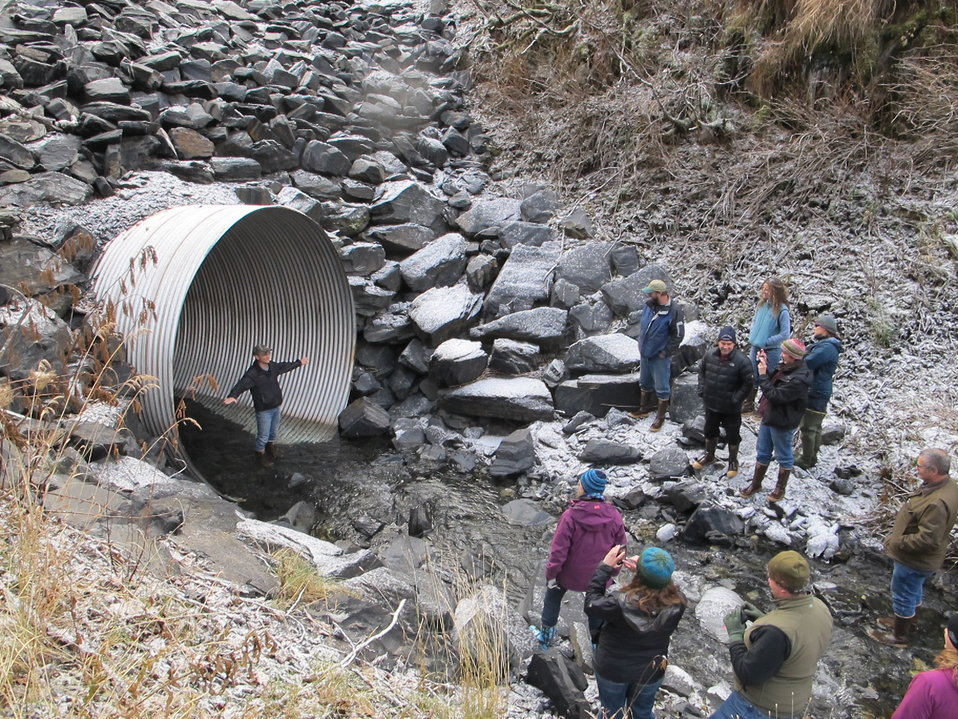Kodiak Fish Passage Workshop