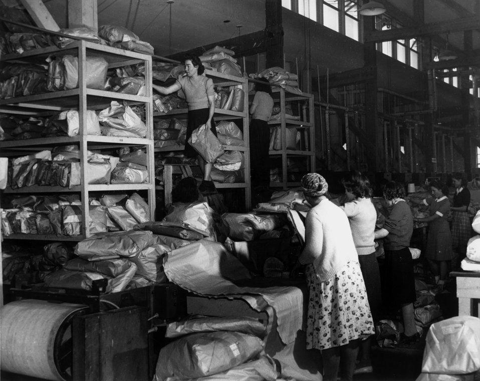Laundry #2 Interior Oak Ridge