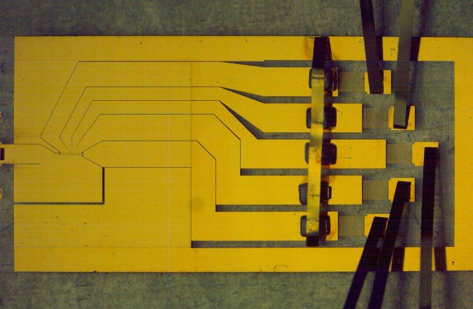 Planar Ion Trap