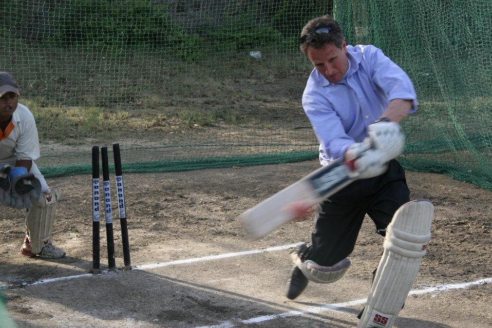 Secretary Geithner in India, 4/6/10