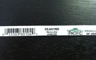 RECALLED - Cilantro