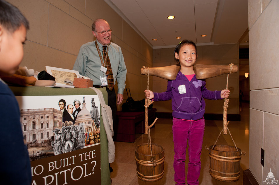 Educational Programs at the Capitol Visitor Center