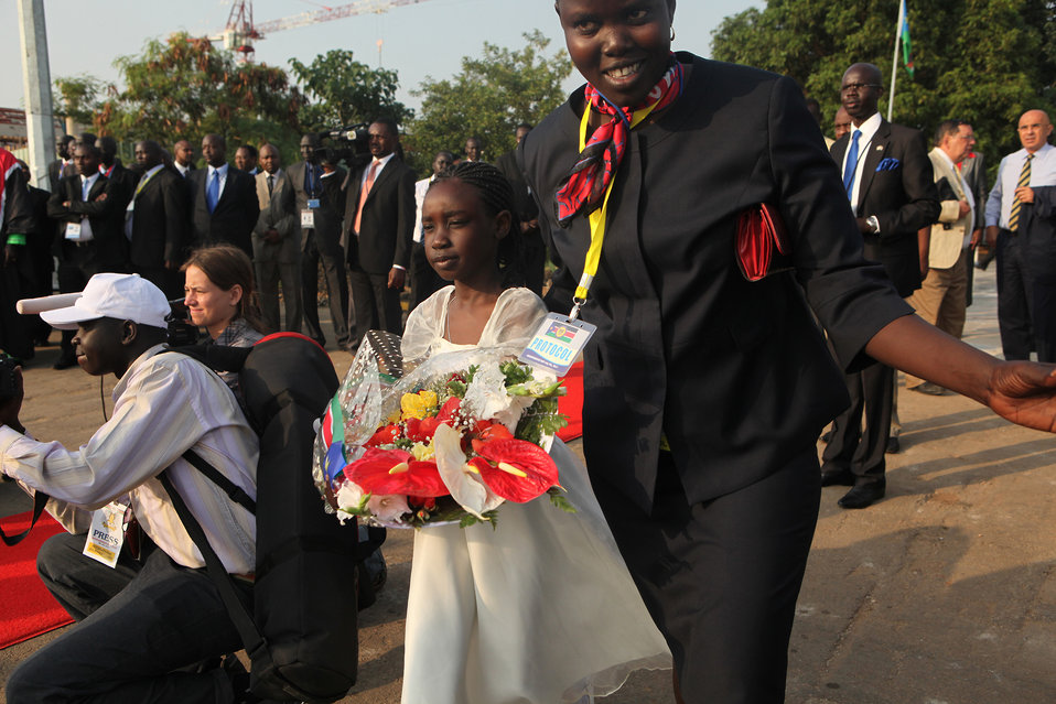 South Sudan Independence Day
