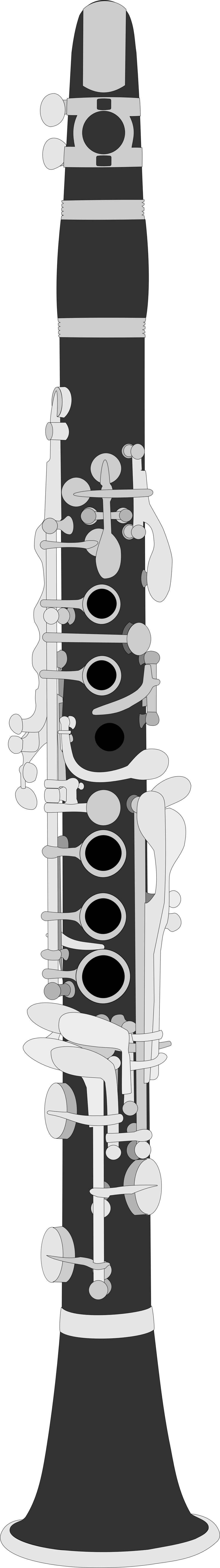 Clarinet Bb