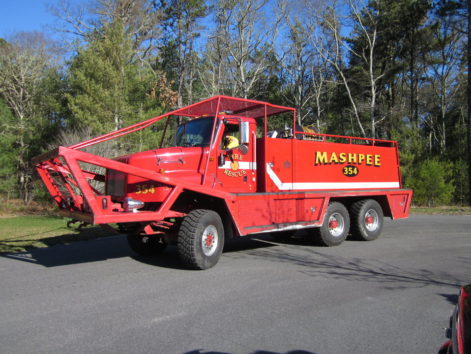 Mashpee Brush Breaker 354