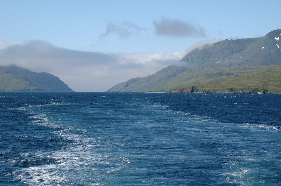 Kagalaska Strait