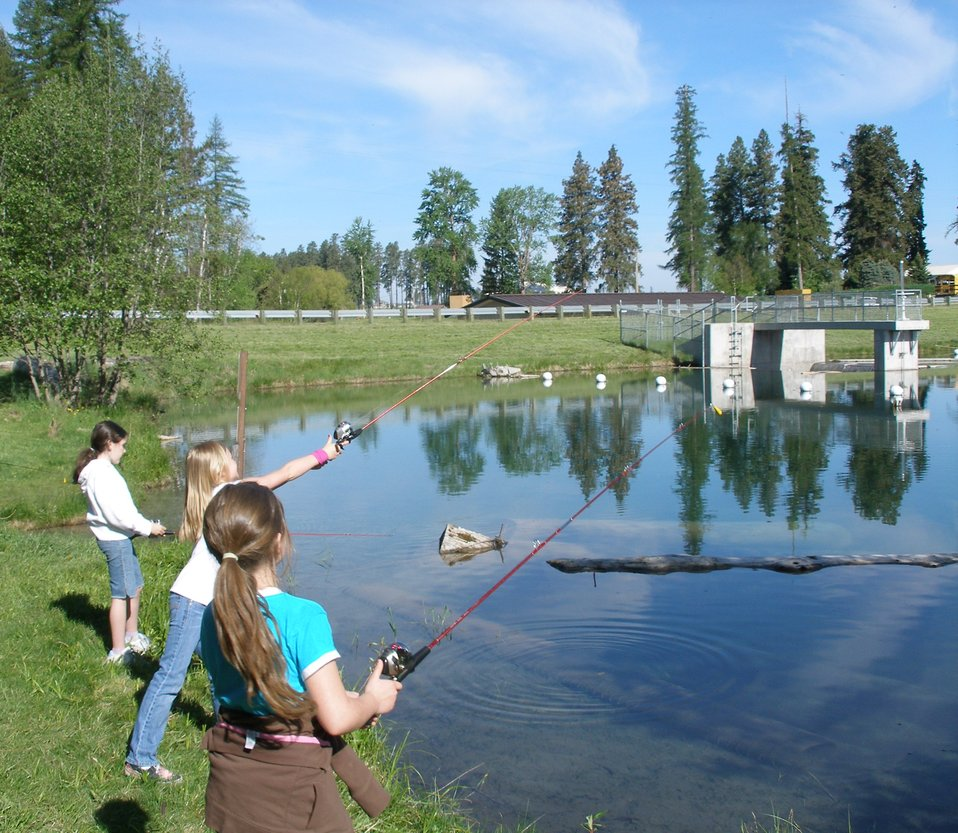 The Creston National Fish Hatchery, in association with the Flathead Community of Resource Educators (Flathead C.O.R.E.),  holds an annual