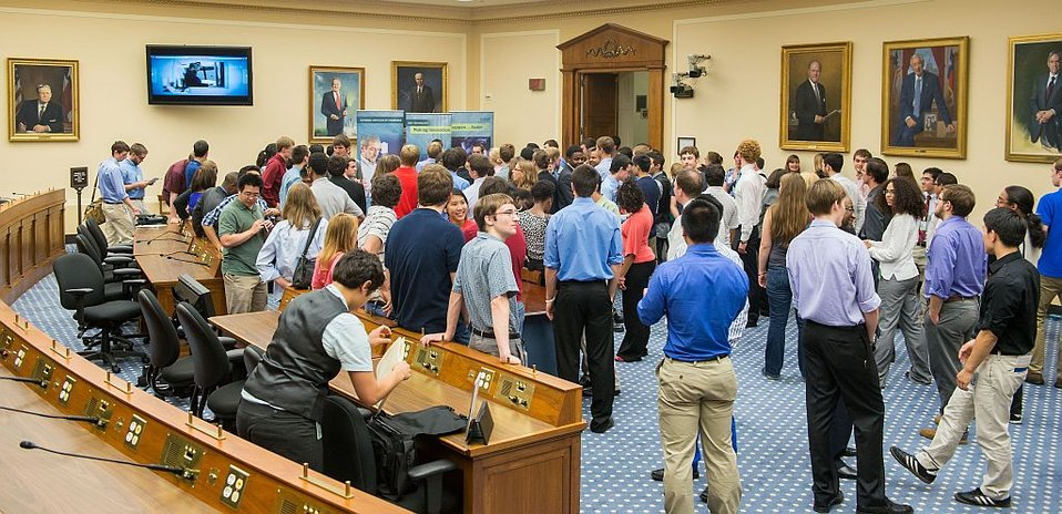 SURF Students at the U.S. House of Representatives