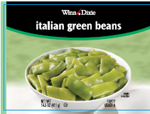 RECALLED - Green Beans