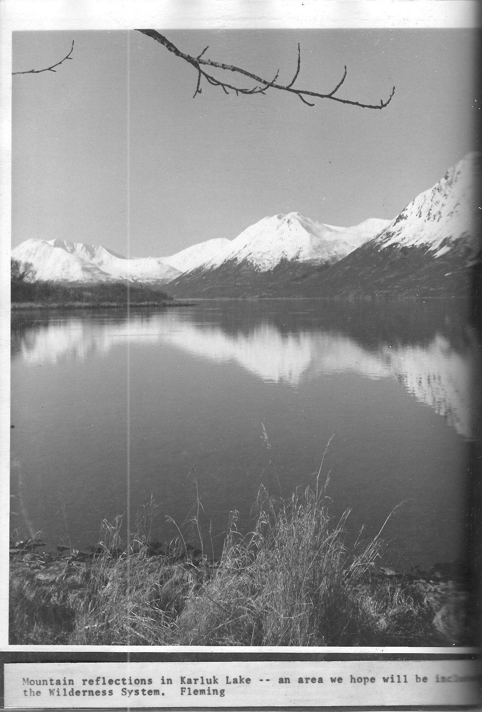 (1970) Karluk Lake