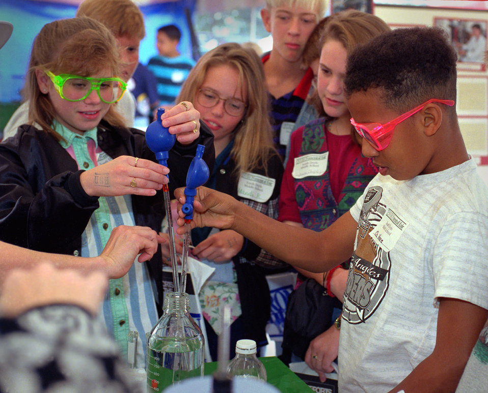 Environmental Fair at American Museum of Science and Energy Oak Ridge