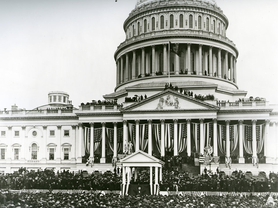 Inauguration of President William McKinley