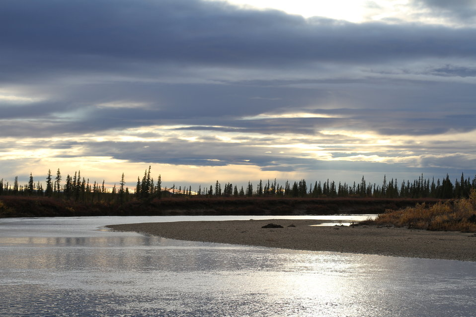 Selawik River, Alaska