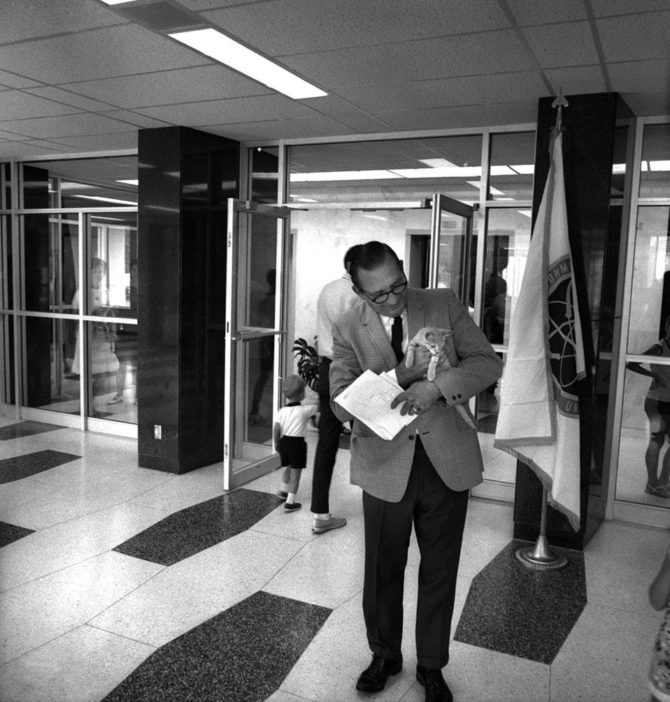 Formal Dedication New AEC (Atomic Energy Commision) - FOB (Federal Office Building) Oak Ridge