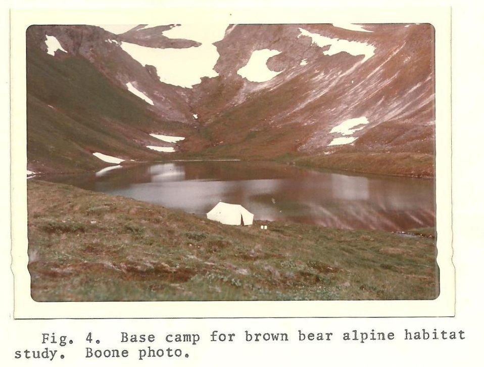 (1974) Alpine Base Camp