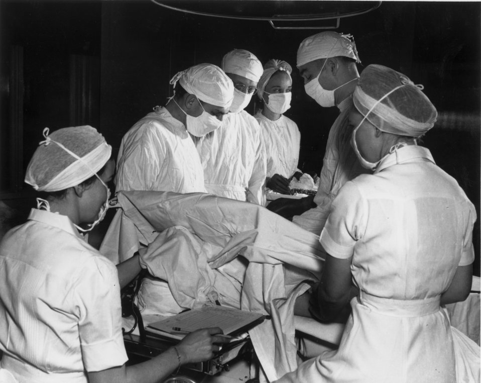 Operation at Oak Ridge Hospital