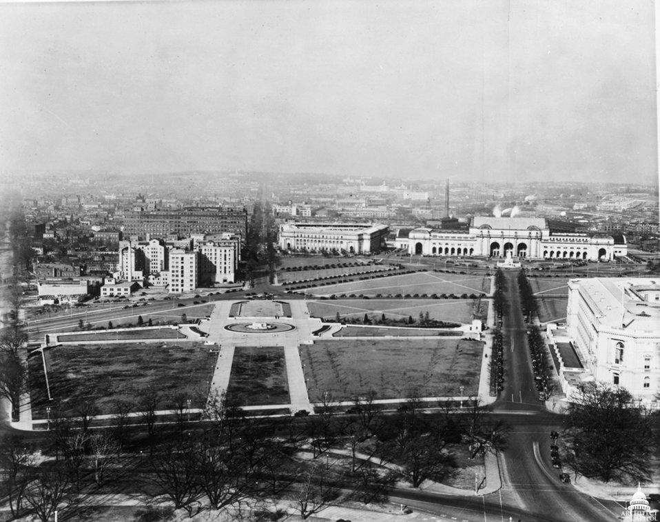 Senate Park c. 1931
