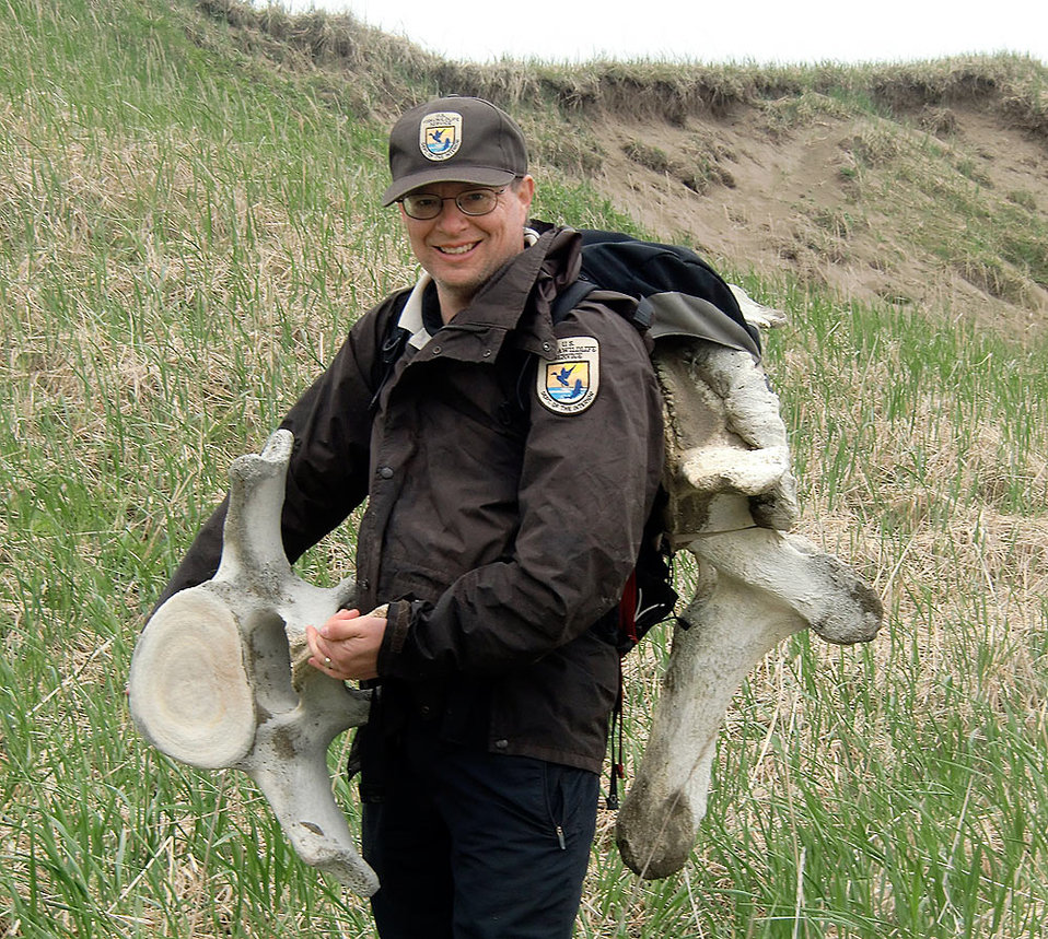 Michael Swaim-Alaska Region