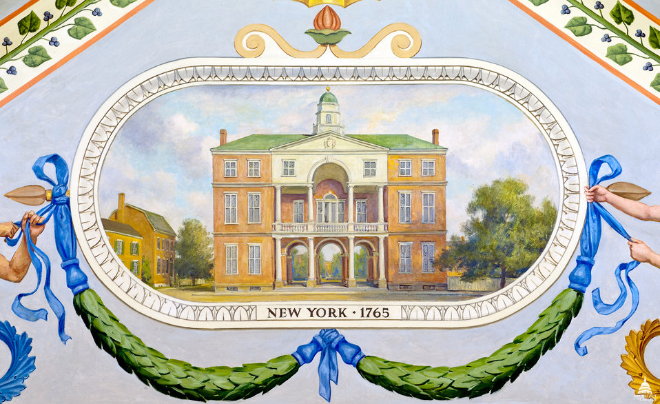 New York, 1765