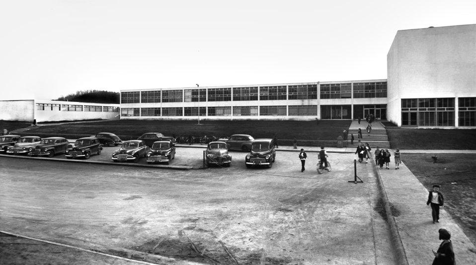 Willow Brook School 1949 Oak Ridge