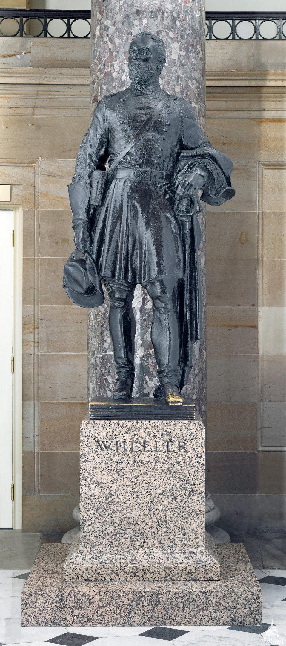 Joseph Wheeler Statue