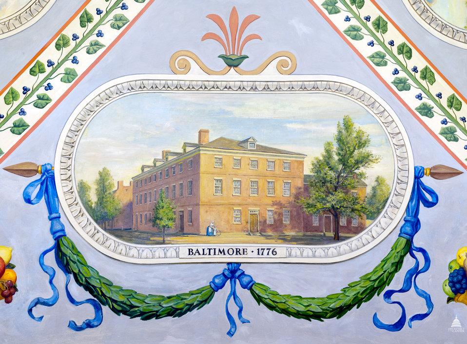 Baltimore, 1776
