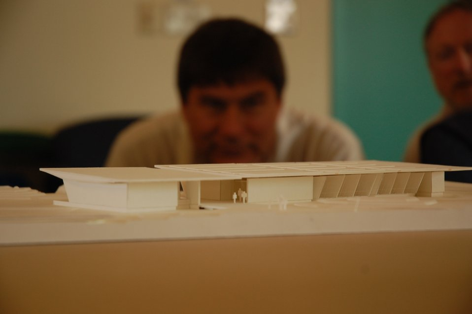 San Diego Complex Headquarters model