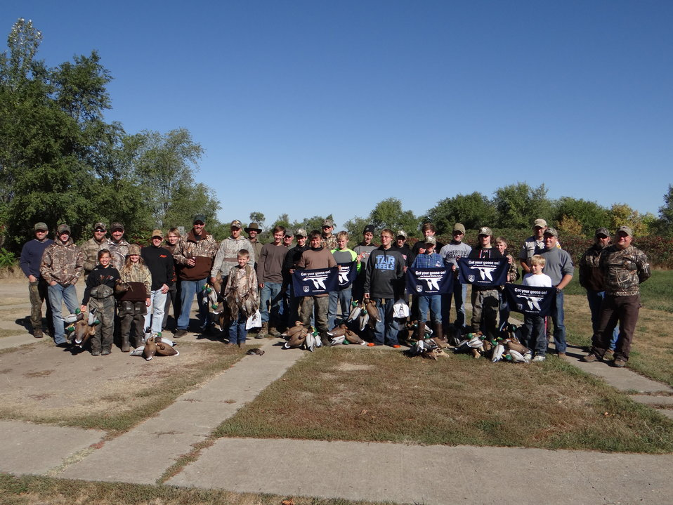 Youth Waterfowl Class 2013