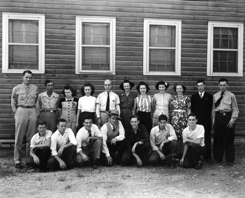 Printing Plant Group Oak Ridge