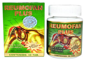 RECALLED – Reumofan Plus tablets