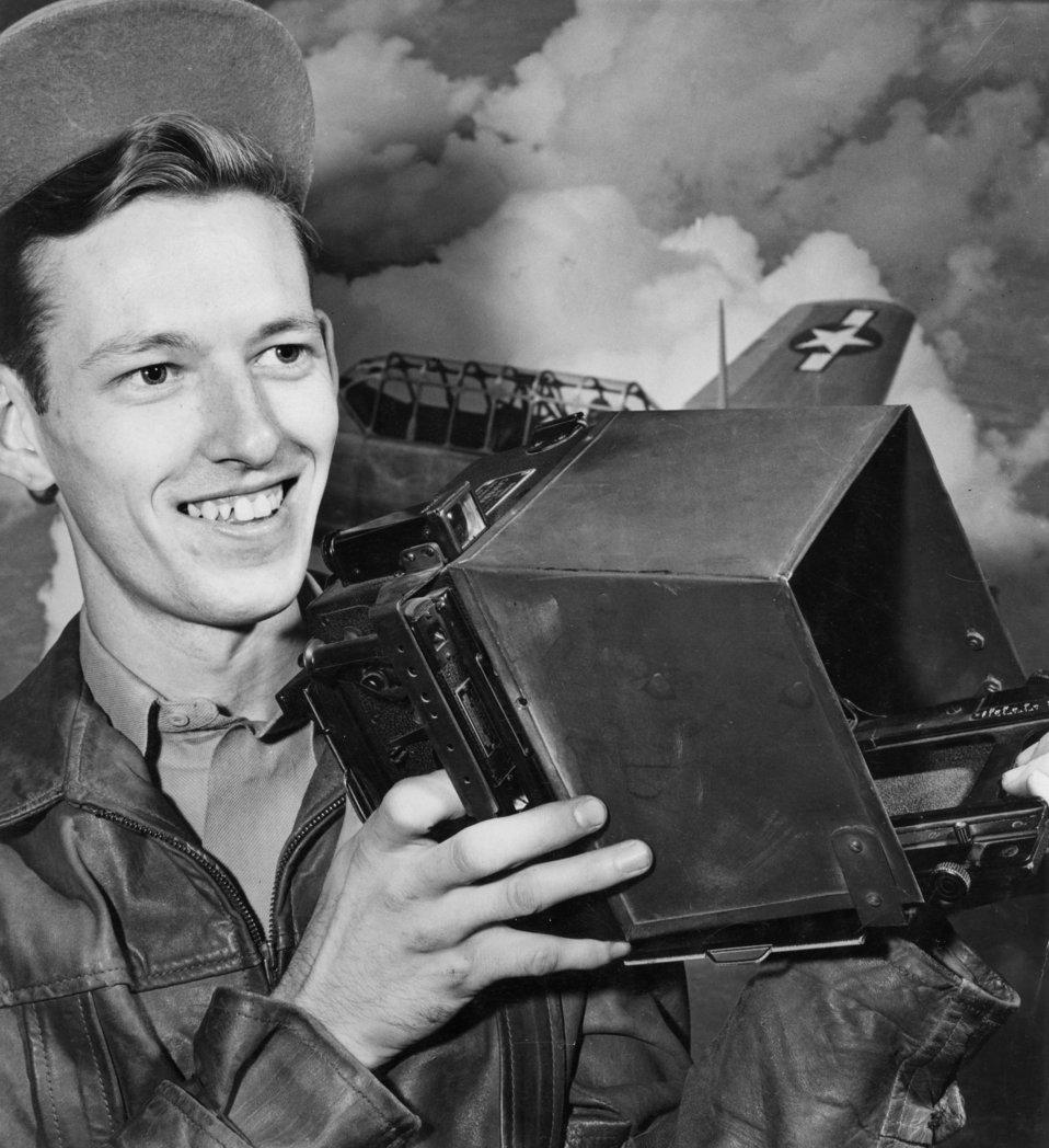 Ed Westcott AEC Photogaper Oak Ridge 1944