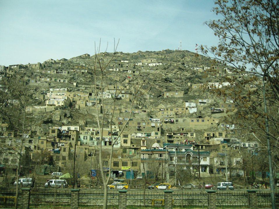 Kabul Neighborhood