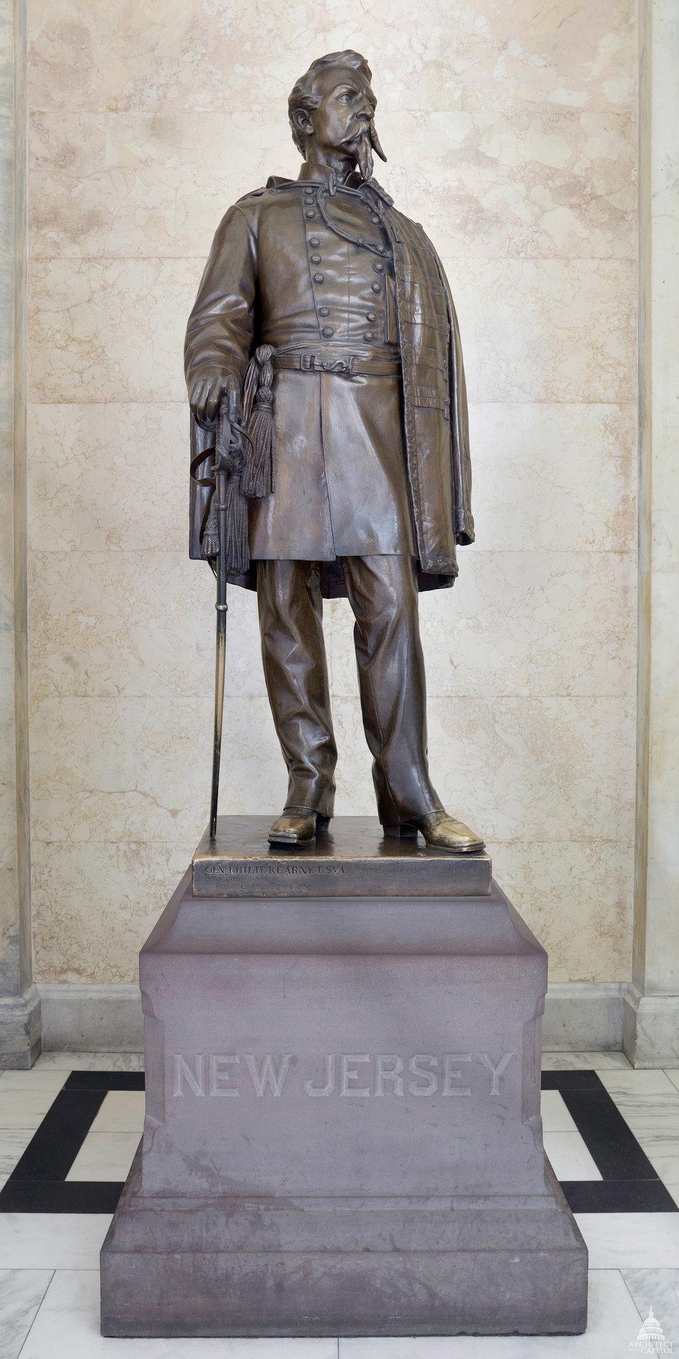 Philip Kearny Statue