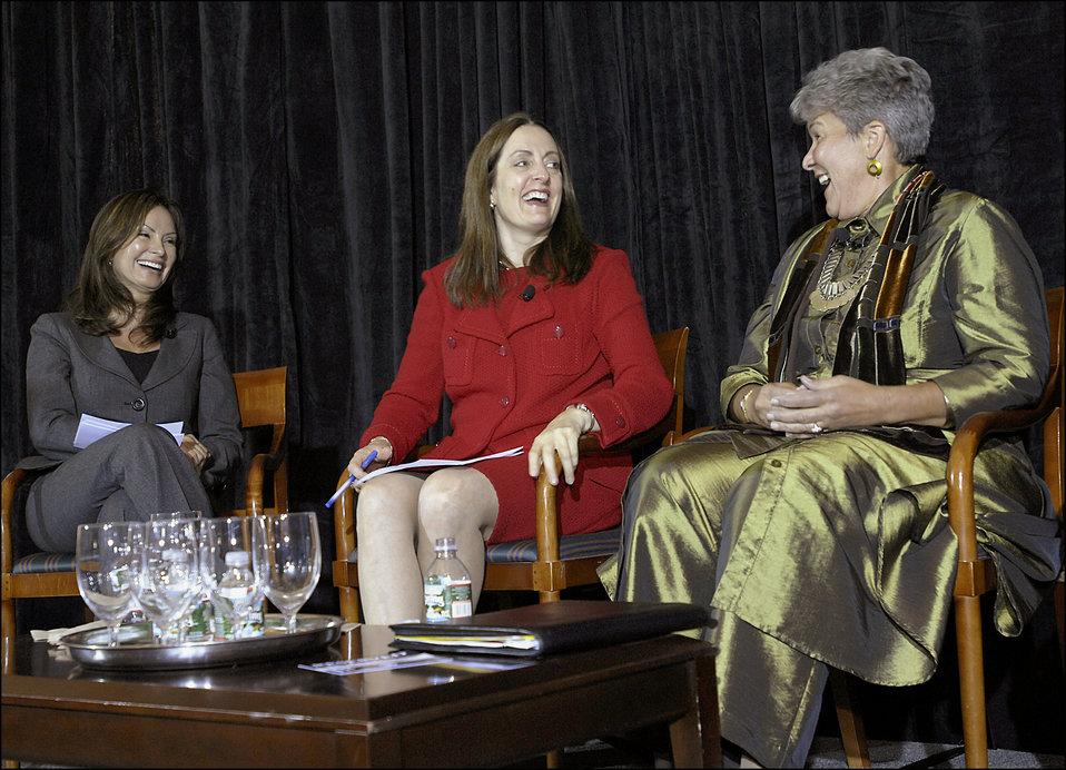 Inaugural Women in Finance Leadership Series, 10/19/10