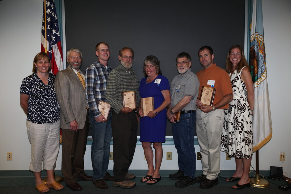 Unsung Heroes White River NFH staff
