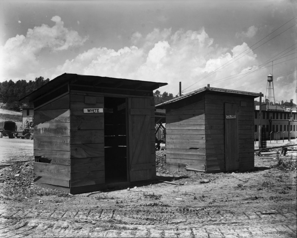 Outdoor Privies Oak Ridge