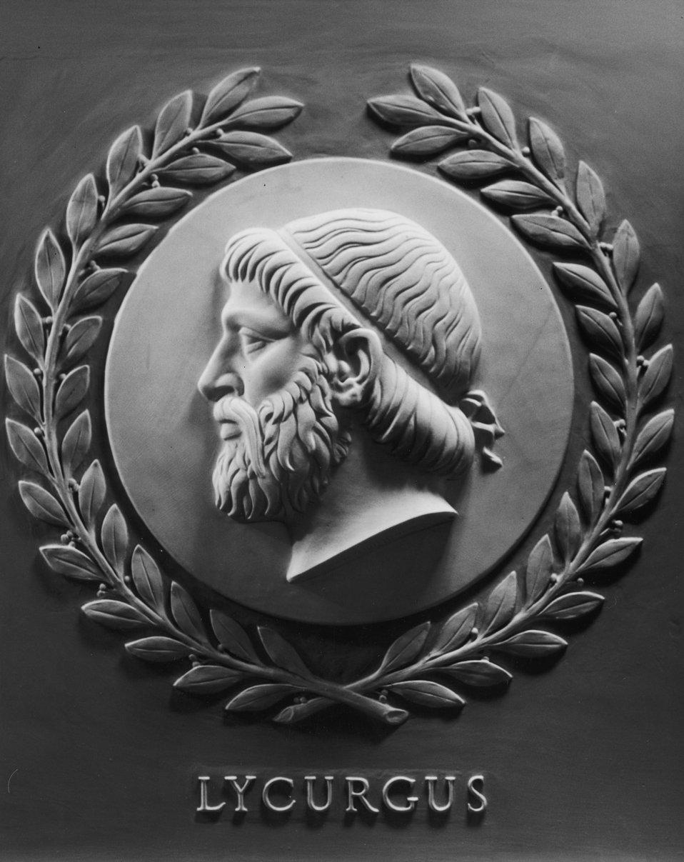 Lycurgus (c. 900 B.C.)