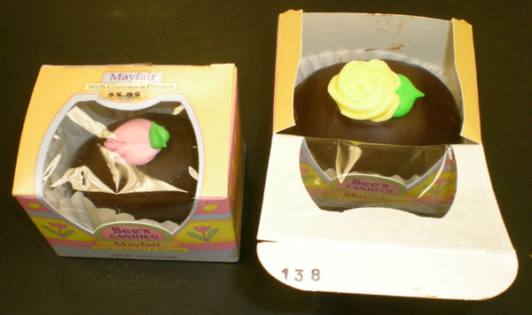RECALLED - Candy Egg