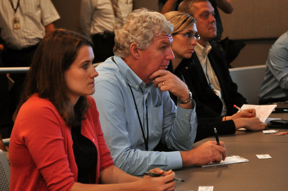 Richard Serino Deputy Administrator, FEMA Visit to Oak Ridge 2013