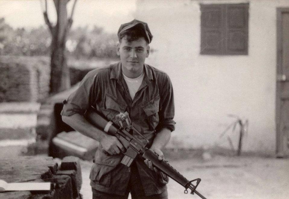 Joe Witt USMC Vietnam 1968