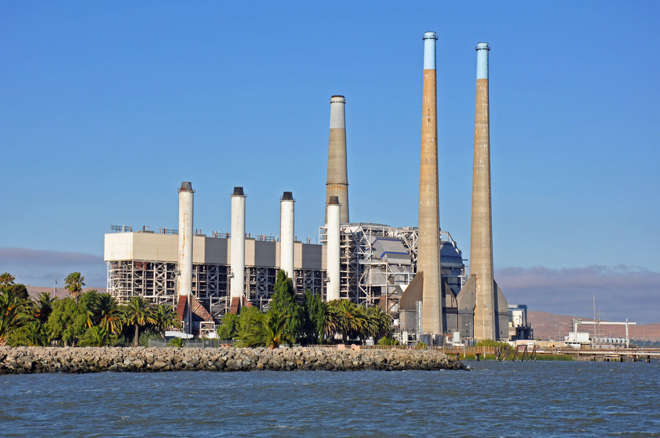Pittsburg power plant