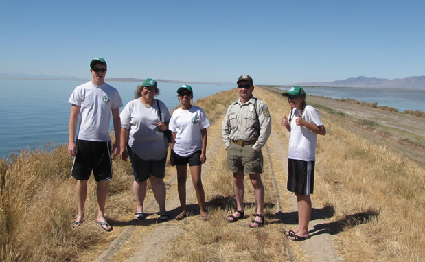 Youth Conservation Crew