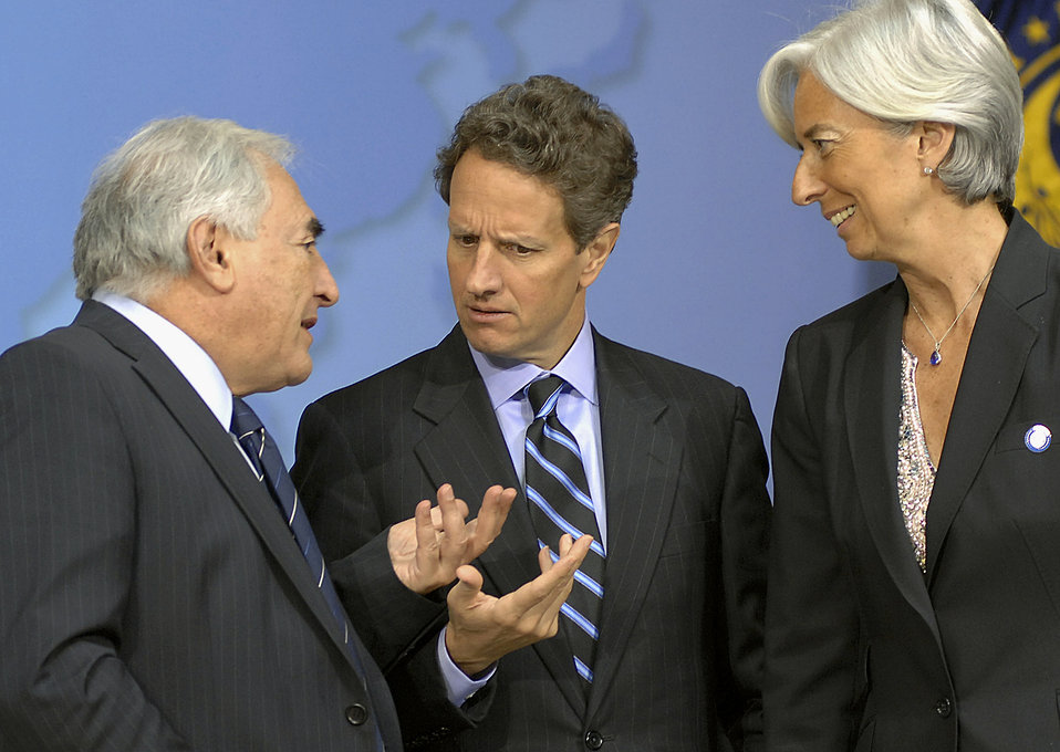 G-20 Finance Ministers and Central Bank Governors' Meeting, 4/23/10