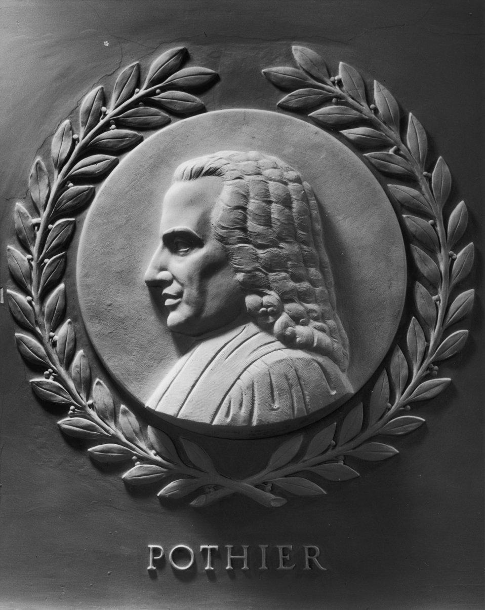 Robert Joseph Pothier (1699-1772)