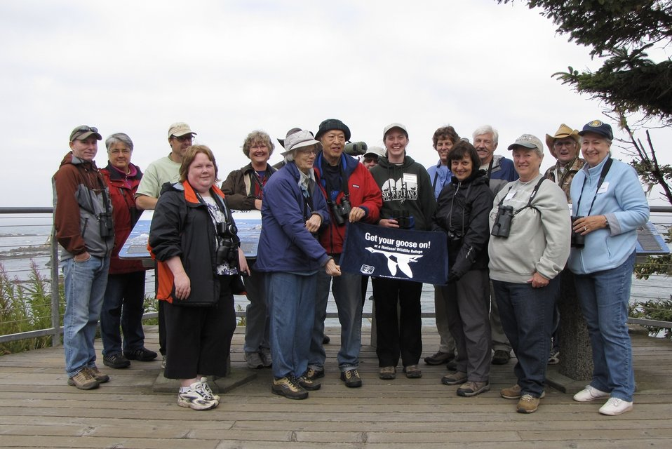 Get Your Goose On! - Oregon Shorebird Festival