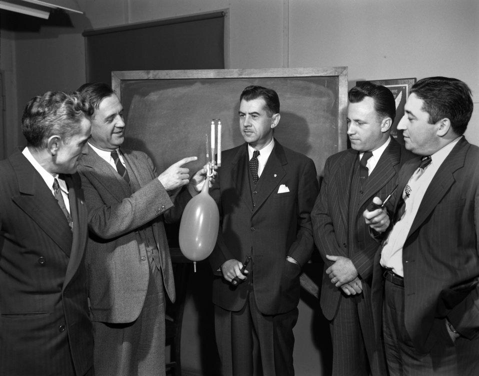 Intoximeter Oak Ridge 1947