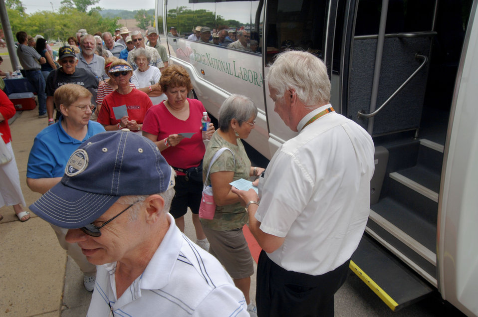 2013 Public Bus Tour kicks off June 3