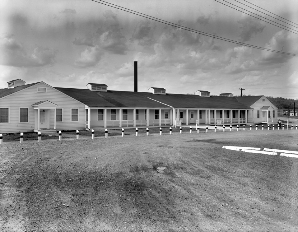 American Museum of Atomic Energy Oak Ridge 1949